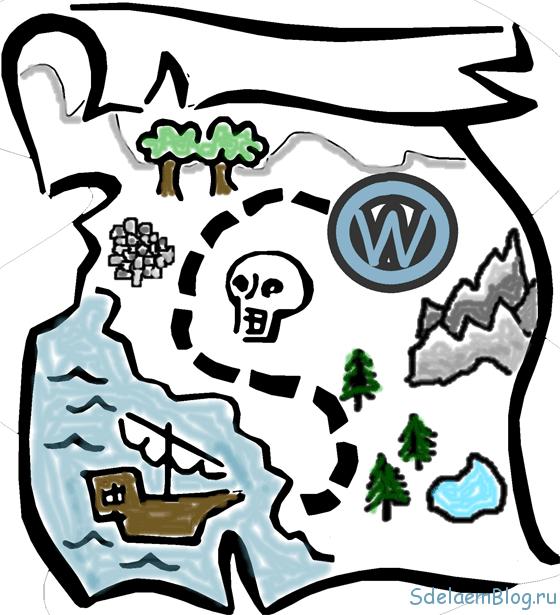 Карта сайта и XML-карта сайта для WordPress (wp) с помощью плагинов.