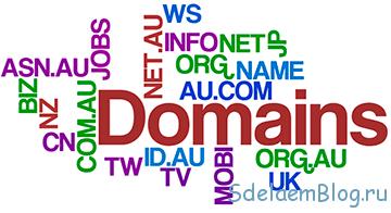 SEO: Склейка доменов