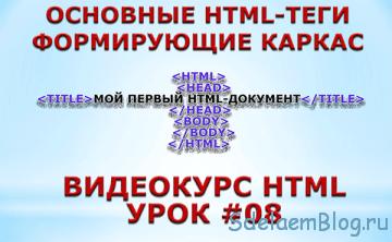html-каркас