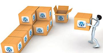Экспорт и импорт wordpress, редактирование файла php.ini